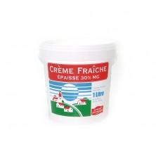 Crème Fraîche Épaisse 30%