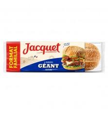 Pains burgers géants nature Jacquet