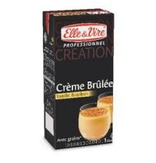 Crème Brûlée Vanille Bourbon