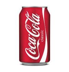 Coca Cola rouge 33cl