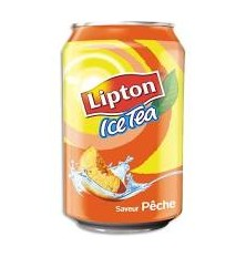 Ice Tea Peche 33cl