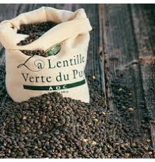 Lentille Du Puy  AOC