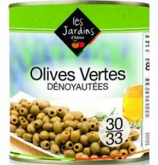 Olive Verte Dénoyautée