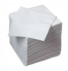 Serviette Blanche 2P 20 x 20 cm