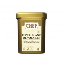 Fond Blanc Volaille Chef Boite  0.800 Kg