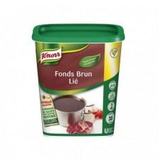 Fond Brun Lie Knorr Boite de 0.750 Kg