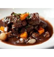 Bourguignon de bœuf, 1kg