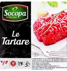Tartare au couteau français