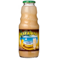 Caraibos Banane Nectar 1 L