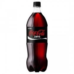 Coca Cola zero Btlle 1X1.25 L