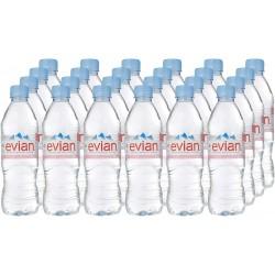 Evian 50cL x24 bouteilles