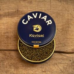 caviar oscietre prestige