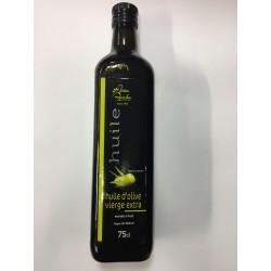 Huile d'olive vierge extra, 75cL