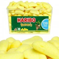 Bonbons bananes Haribo