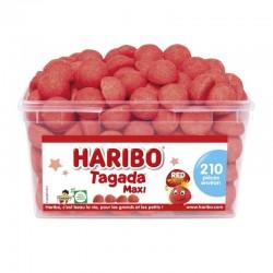 Bonbons fraises Tagada Haribo x 210
