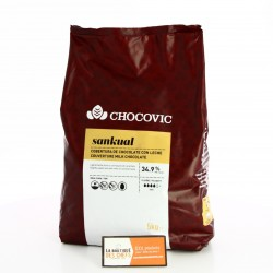 Chocovic Suri Chocolat Noir 49.5%