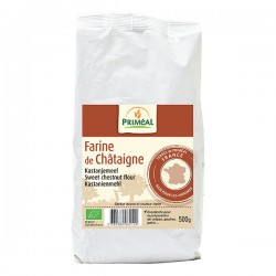 Farine de Châtaigne bio, 500g