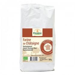 Farine de Chataigne Bio