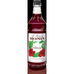 Bouteille 1L Monin Hibiscus Sirop