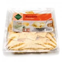 Ravioli 4 fromages sachet