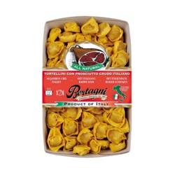 Tortellini au jambon cru italien barquette