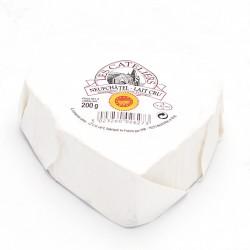 Coeur normand de Neufchâtel au lait cru AOP