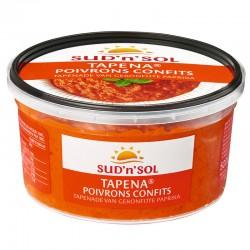 Tartinable de poivron rouge confit