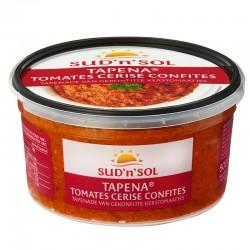 Tartinable de tomate cerise confite