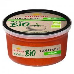 Tomatade au basilic bio