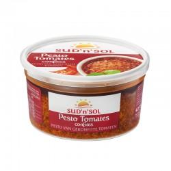 Pesto à la tomate confite
