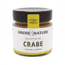 Rillettes de crabe 100g