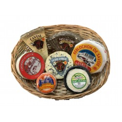 Panier Fromages 2kg