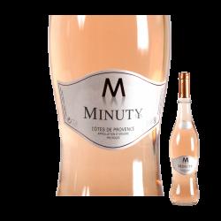 Vin rosé : M de Minuty 2019