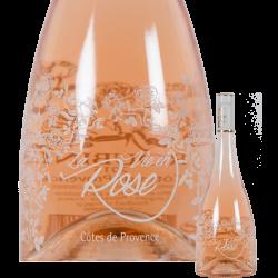 vin Rosé La Vie en Rose du Château Roubine 2019