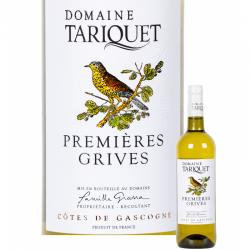 vin moelleux tariquet les premières grives 2019