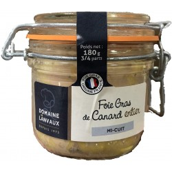 Terrine de foie gras de...