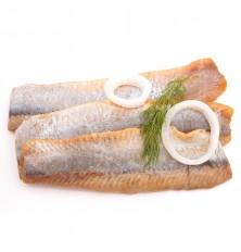 Filets De Harengs Fumes  1 kg