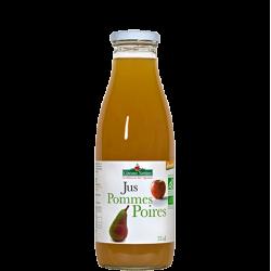 Jus Pommes - Poires Bio 75cl