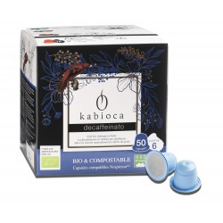 Kabioca - Pack Decaffeinato...