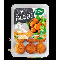 15 Falafels biologiques - 250g