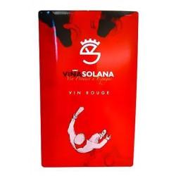 Vin rouge de table Viña Solana - Cubi x10L