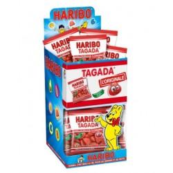 Bonbons Tagada original, 30 mini-sachets de 30g