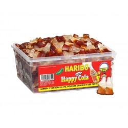 Boîte de bonbons Haribo Happy Cola x 210