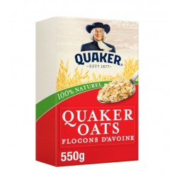 Flocons d'avoine Quaker