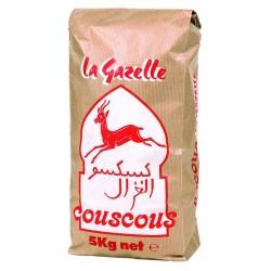 Couscous moyen Gazelle, sac...