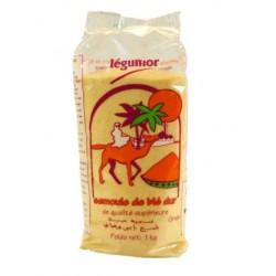 Semoule de blé dur moyenne Légumor, 1kg