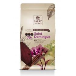 Chocolat noir de couverture St Domingue 70%
