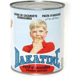 Pâte d'arachide Dakatine