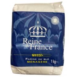 Farine T55 Reine de France, 1kg