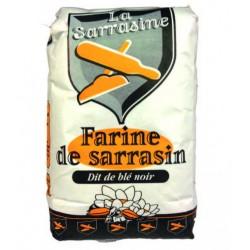 Farine de sarrasin, 1kg